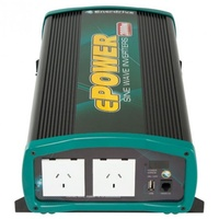 ePOWER 2000W True Sine Wave Inverter